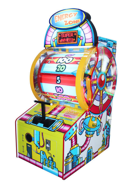 Energy Zone Ticket Redemption Arcade Games Optional Speed W1180*D820*H2080mm