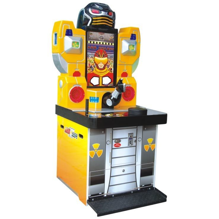 Arm Champs Video Arcade Machines For Adult 19 Inch HD Display Boxing Game