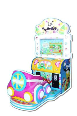 China 1 Player Indoor Coin Operated Arcade Machines Optional Mode With 32 Inch Screen factory